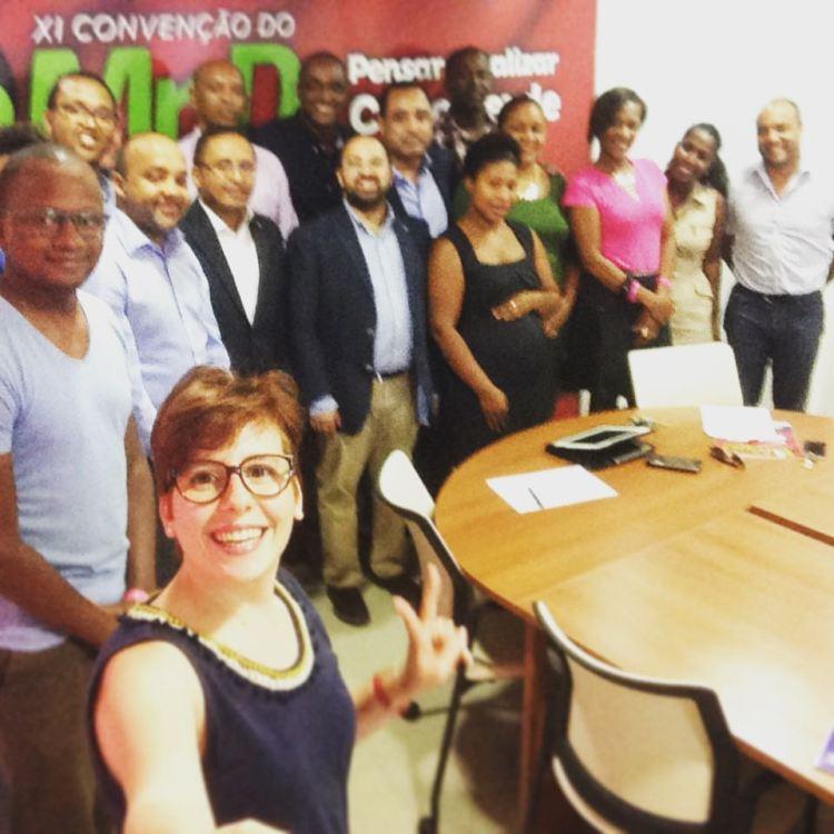 Formação Redes Sociais, Cabo Verde