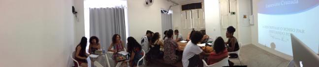Workshop Escrita Criativa na Casa Rio, Rio de Janeiro