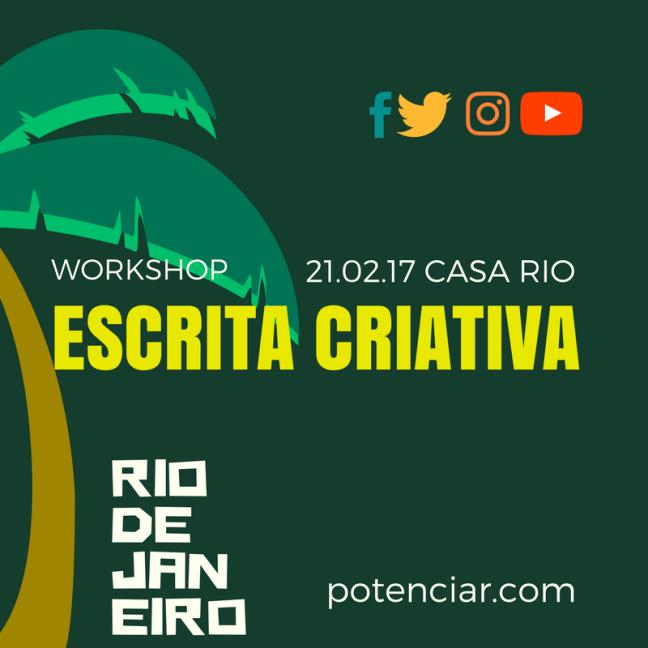 Workshop de Escrita Critativa