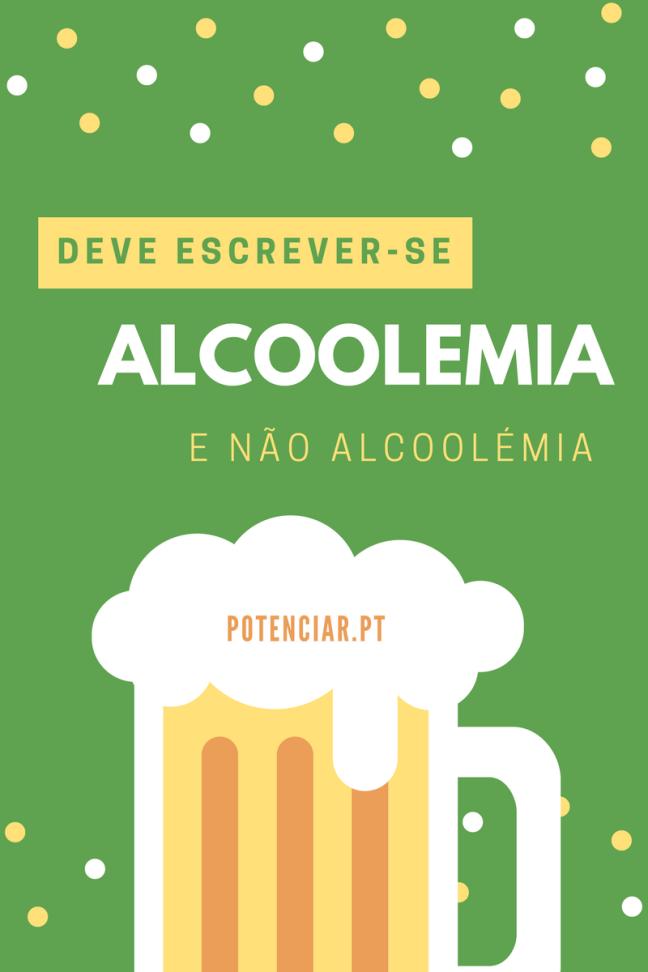 Alcolemia