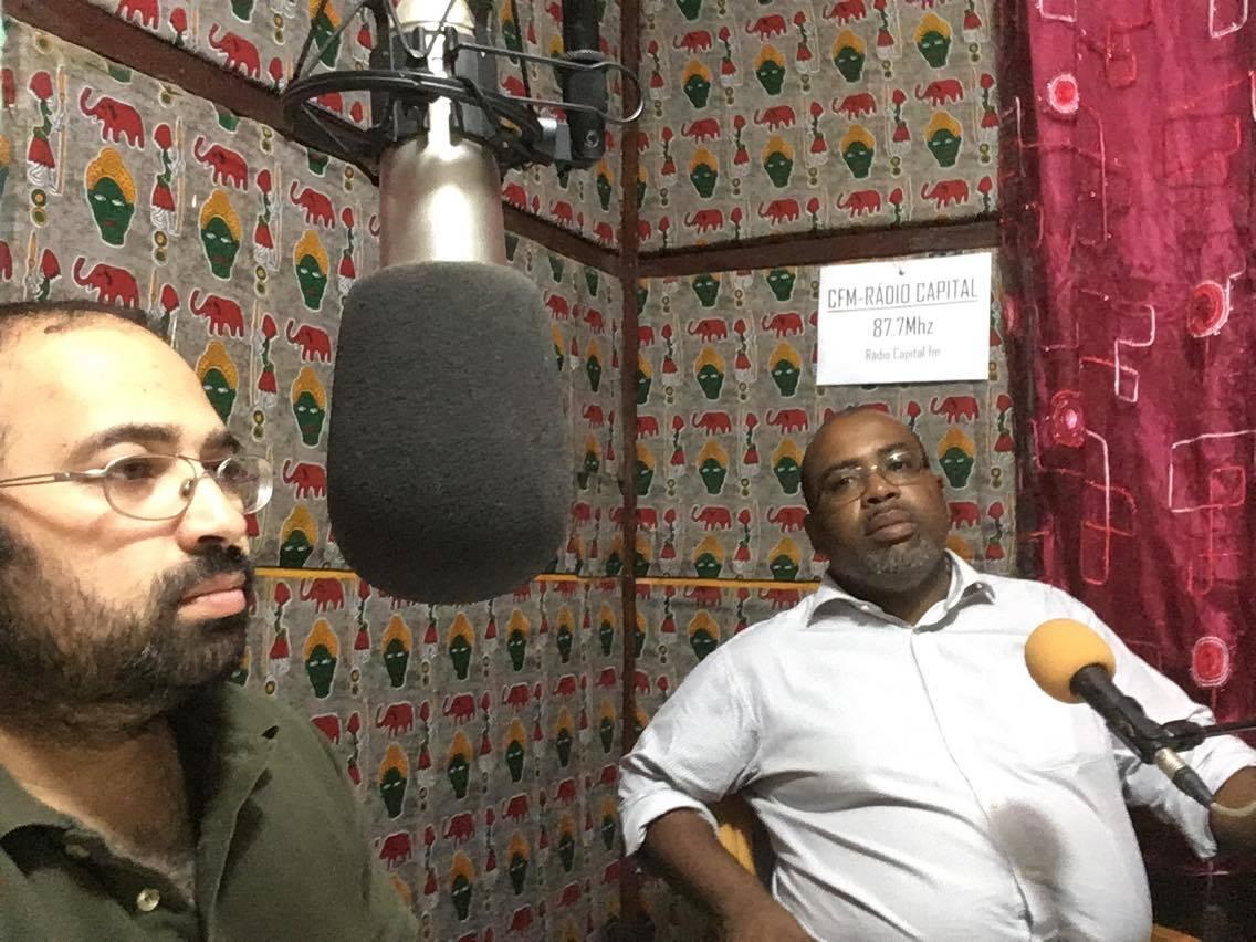 Entrevista de Paulo Colaço, da Potenciar Comunicação, à Rádio Capital